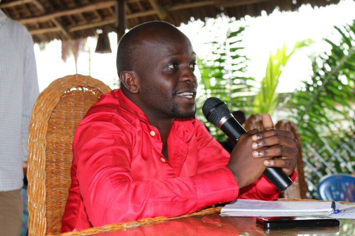 Desdery Moses - Catholic Youth Network for Environmental Sustainability in Africa (CYNESA)
