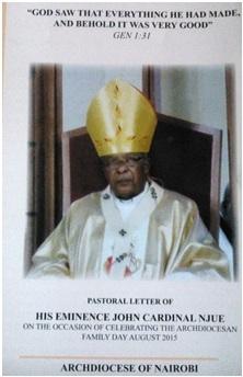 CardinalNjuePastoralLetter