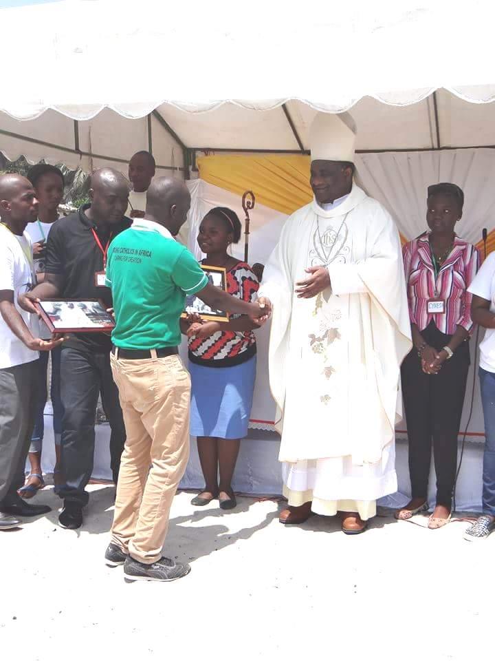 Bishop Titus Mdoe & Desdery Moses