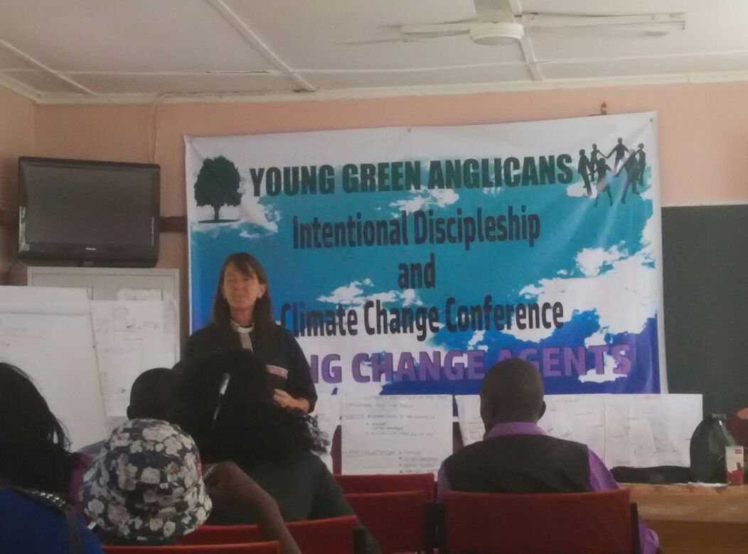 CYNESA and Young Green Anglicans - Youth Discipleship and Climate Change Conference 1