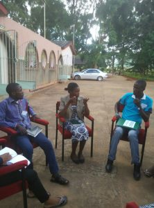 CYNESA and Young Green Anglicans - Youth Discipleship and Climate Change Conference 3