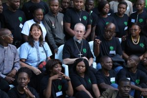 Green Anglicans - International Discipleship and Climate Change Conference Zambia