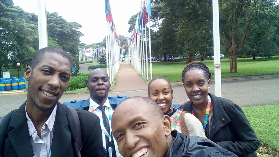 CYNESA at UNEP Gigiri - United Nations Environment Assembly 2