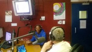 CYNESA at Radio Veritas South Africa