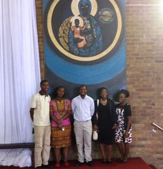 CYNESA at Regina Mundi Parish Johannesburg