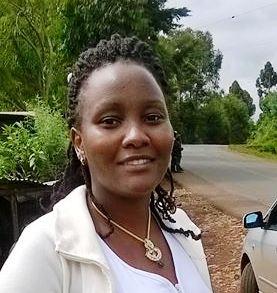 Roselyne Thirikwa - Catholic Youth Network for Environmental Sustainability in Africa (CYNESA)