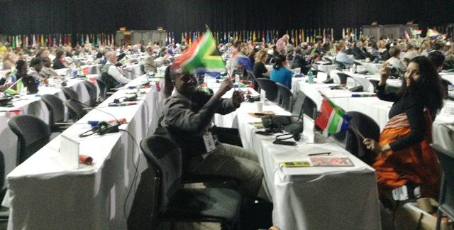 COP17 CITES Johannesburg