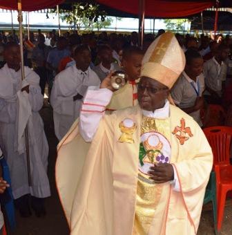 Bishop Rwoma - Tanzania