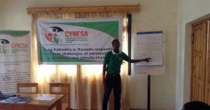 CYNESA Rwanda Training
