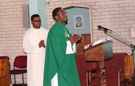 Green Sunday Zimbabwe - Mass