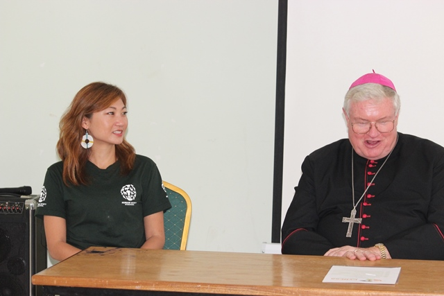 Apostolic Nuncio - CYNESA Summit