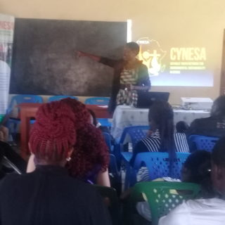 CYNESA in Homabay Diocese