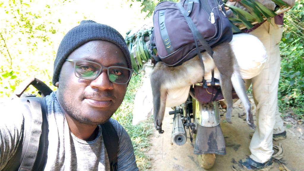 Lomami Wasteland DR Congo