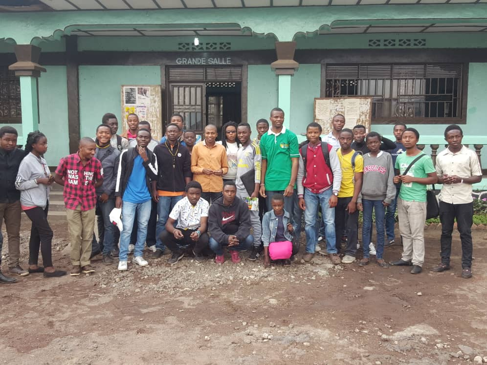 Anti-litter Campaign - CYNESA Goma 3
