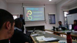 First MARPLASTICCs Workshop