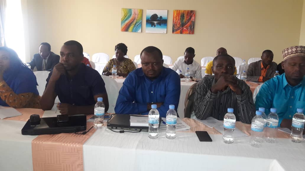 Workshop on Environment - Rwanda