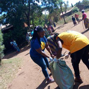 World Clean up Day Tanzania - Eliachi