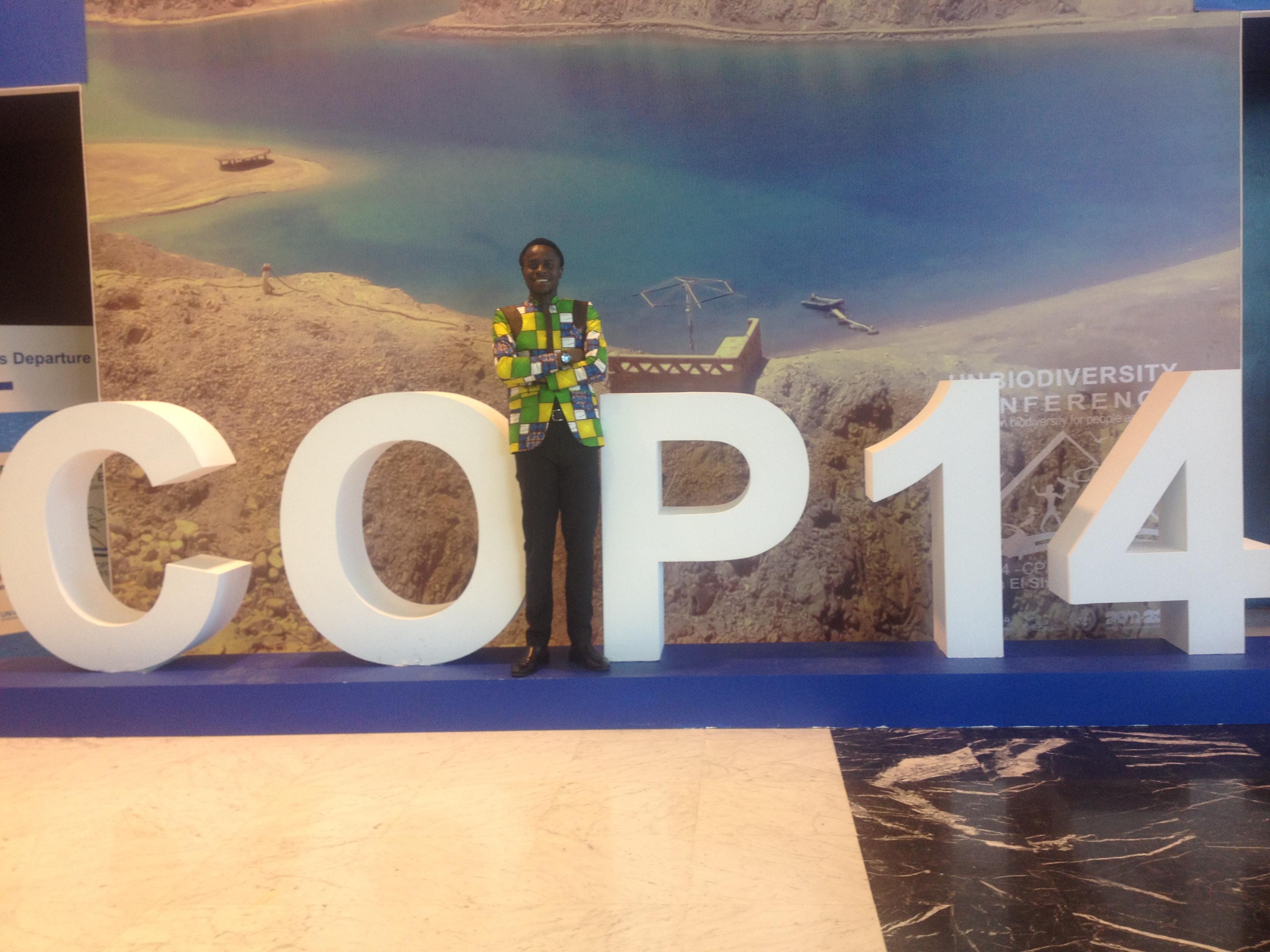COP14 Egypt - CYNESA 2