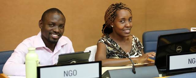Open-Ended Working Group (OEWG)- Global pact for the Environment-Nairobi 1