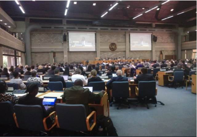 Open-Ended Working Group (OEWG)- Global pact for the Environment-Nairobi