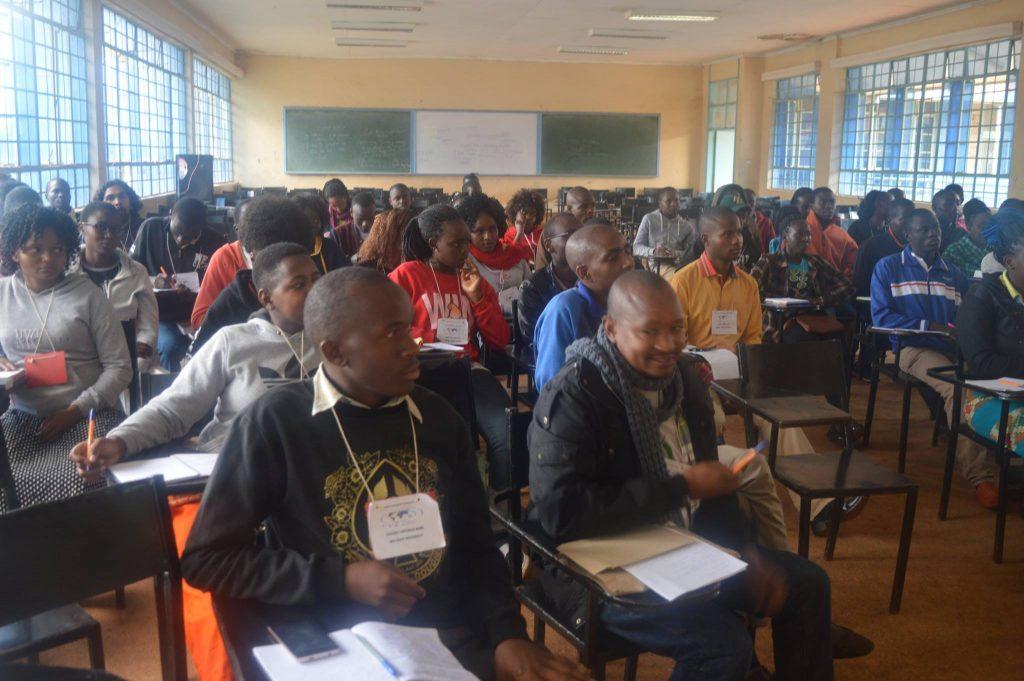 CLC Kenya session - Laudato Si
