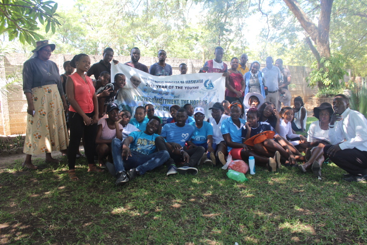 Masvingo Deanery Clean Up 1