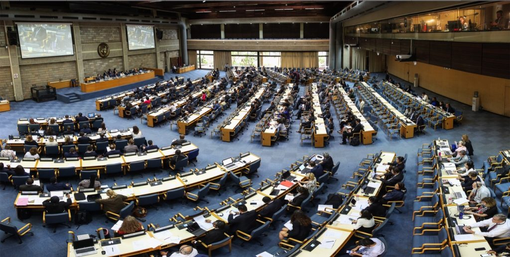 Global pact for the environment Nairobi