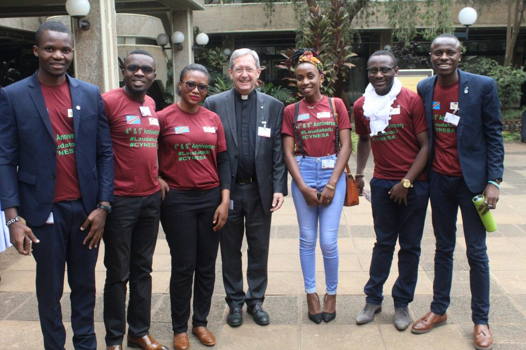 Laudato Si and CYNESA Anniversary - DR Congo Perspectives
