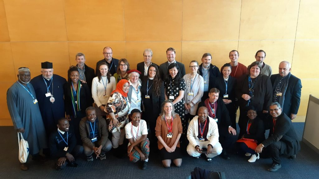 CYNESA Rwanda Delegate Experience from COP25 Chile Madrid 1