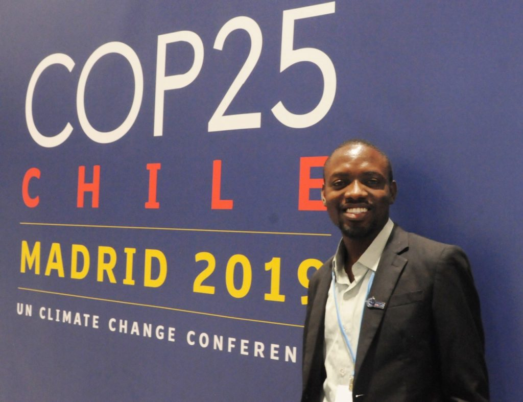 CYNESA at COP25 Chile Madrid 6