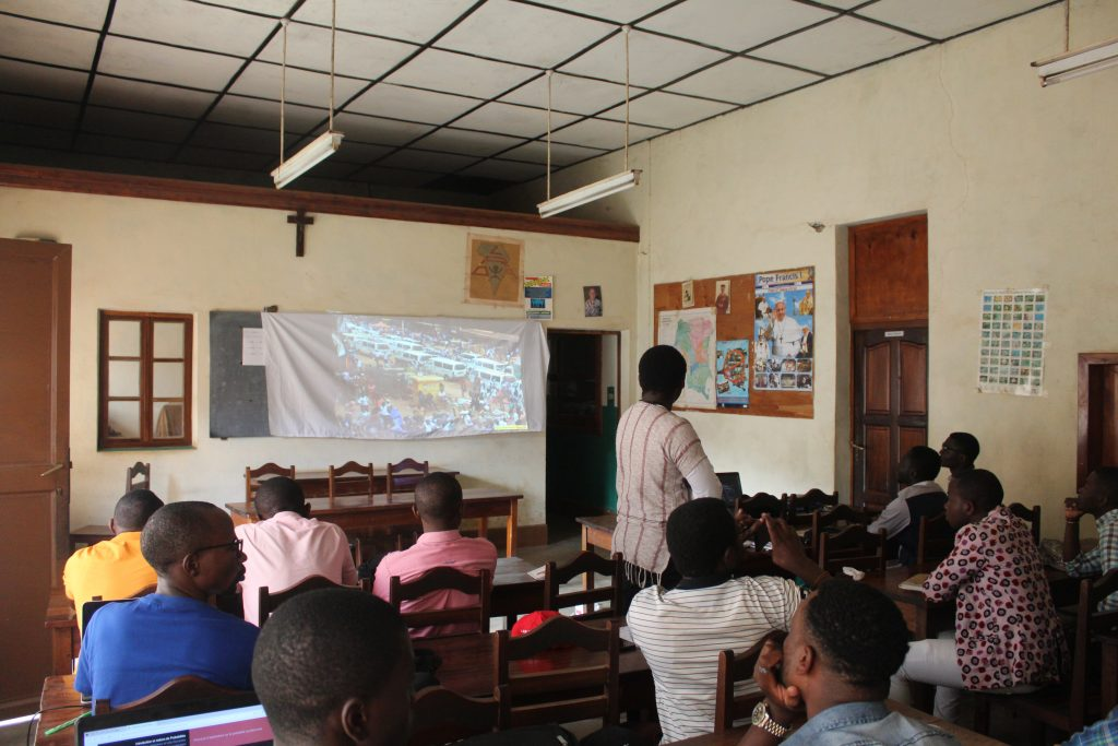 Environmental Youth Protection Digital Age DR Congo 2