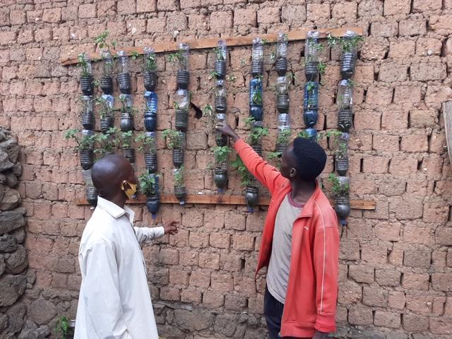 CYNESA Rwanda PET Bottles - 1