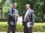 CYNESA Meeting With Bishop James Wainaina, Kenya ~ Feb, 2016.