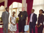 CYNESA Meets Apostolic Nuncio to Kenya&South Sudan ~ Oct 2014.