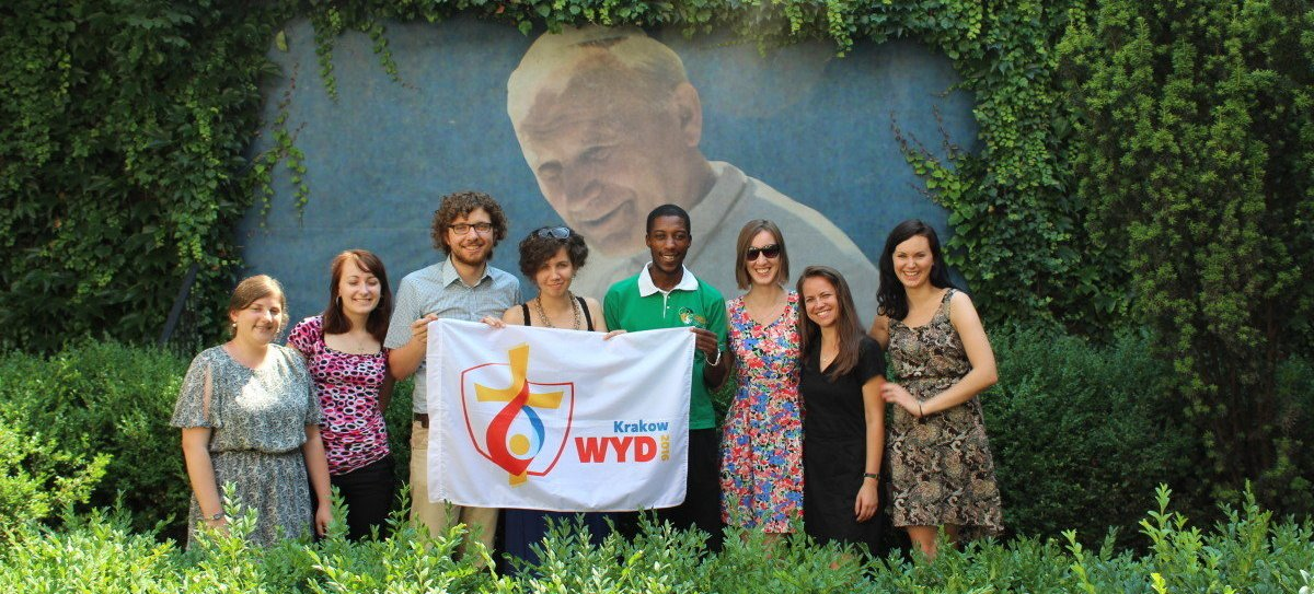 CYNESA Visit To WYD Krakow 2016 Offices.