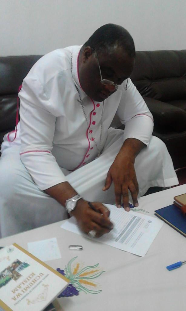 Bishop Mdoe 2