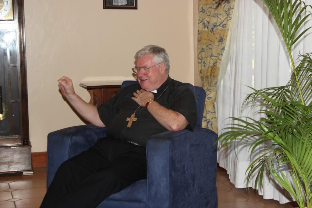 CYNESA Meeting With Apostolic Nuncio - 2016.