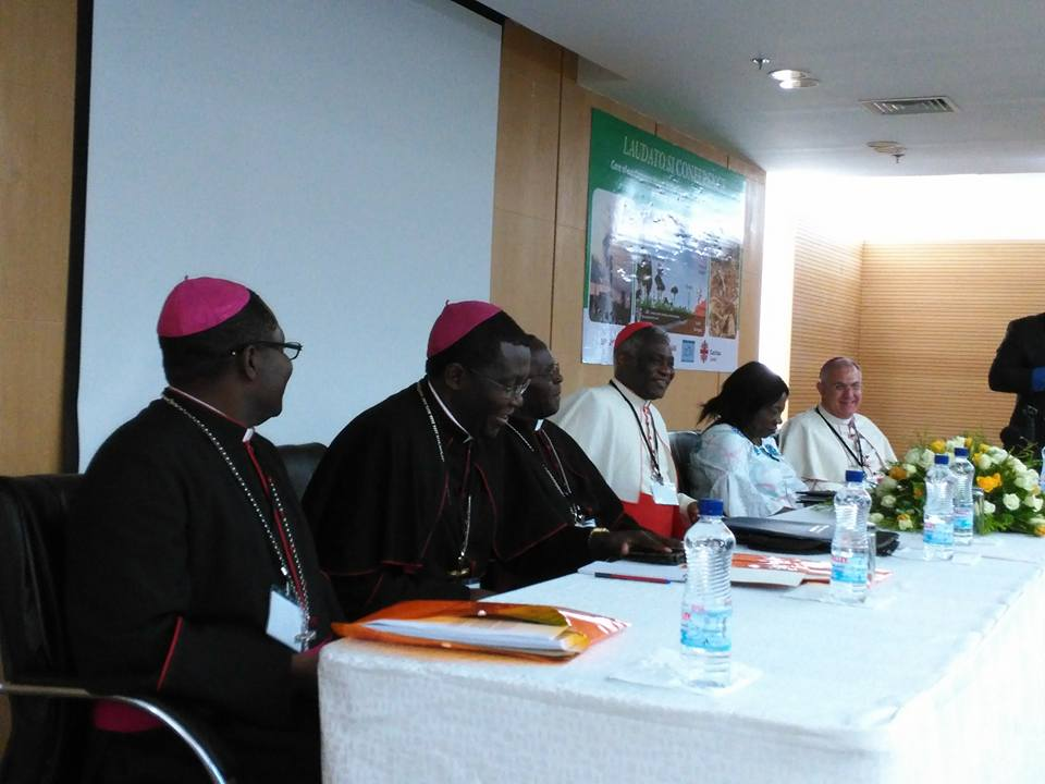 Laudato Si Conference - Mining and Agriculture - Zambia - Official Guests