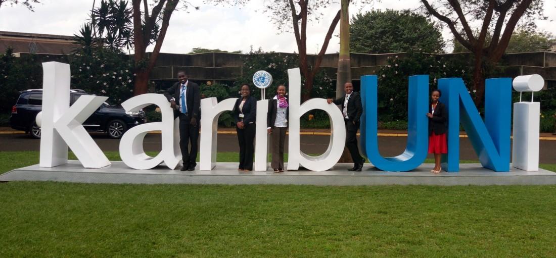 CYNESA at UNEP Headquarters - Gigiri Nairobi