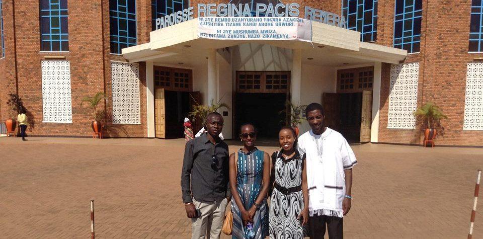 CYNESA in Kigali Remera Parish