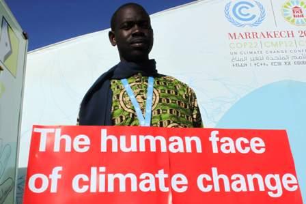 COP22 Marrakech - Pascal KAMA