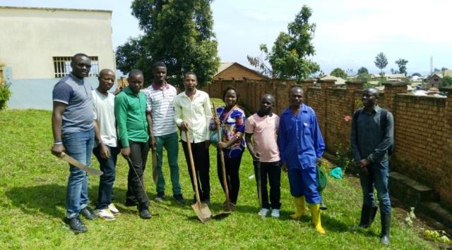 CYNESA DRC - Ecology Apostolate
