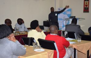 JASCNET Training of Trainers Nairobi