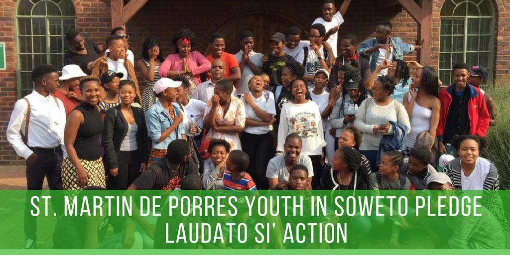 Laudato Si Workshop Soweto-Joburg