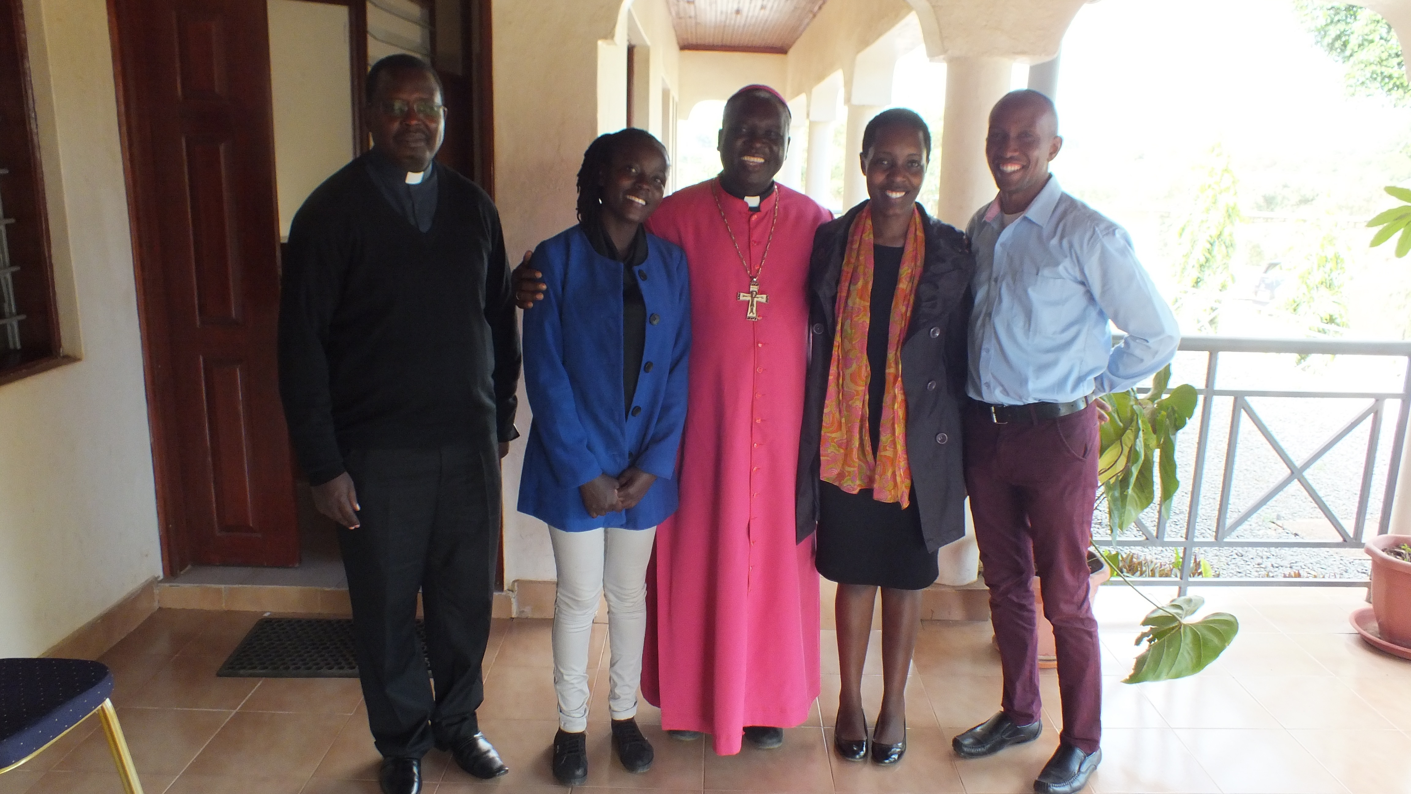 CYNESA-in-Homabay-Diocese