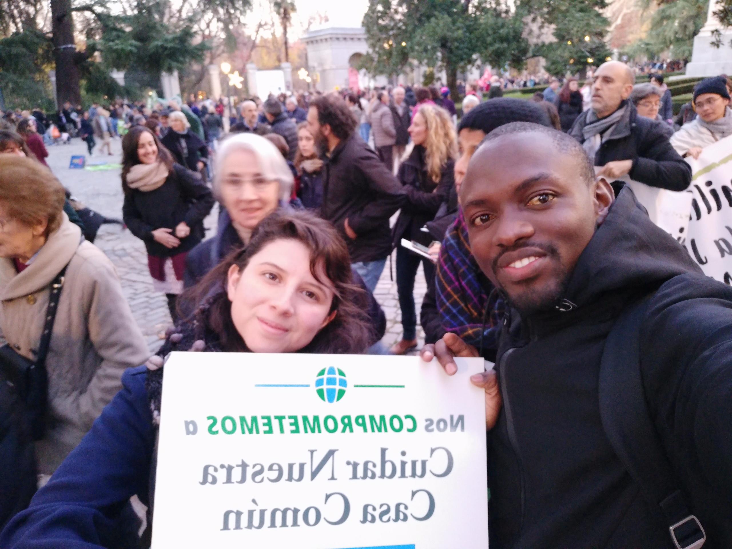 CYNESA at COP25 Chile Madrid 1