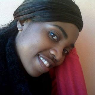 Angelita Shikabi - Catholic Youth Network for Environmental Sustainability in Africa.