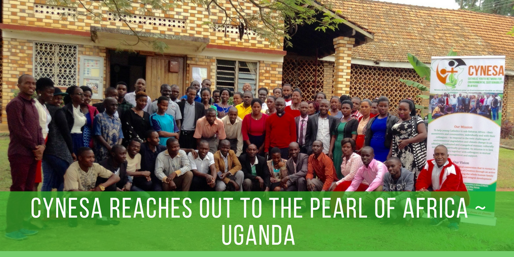 CYNESA Reaches Out to the Pearl of Africa, Uganda.