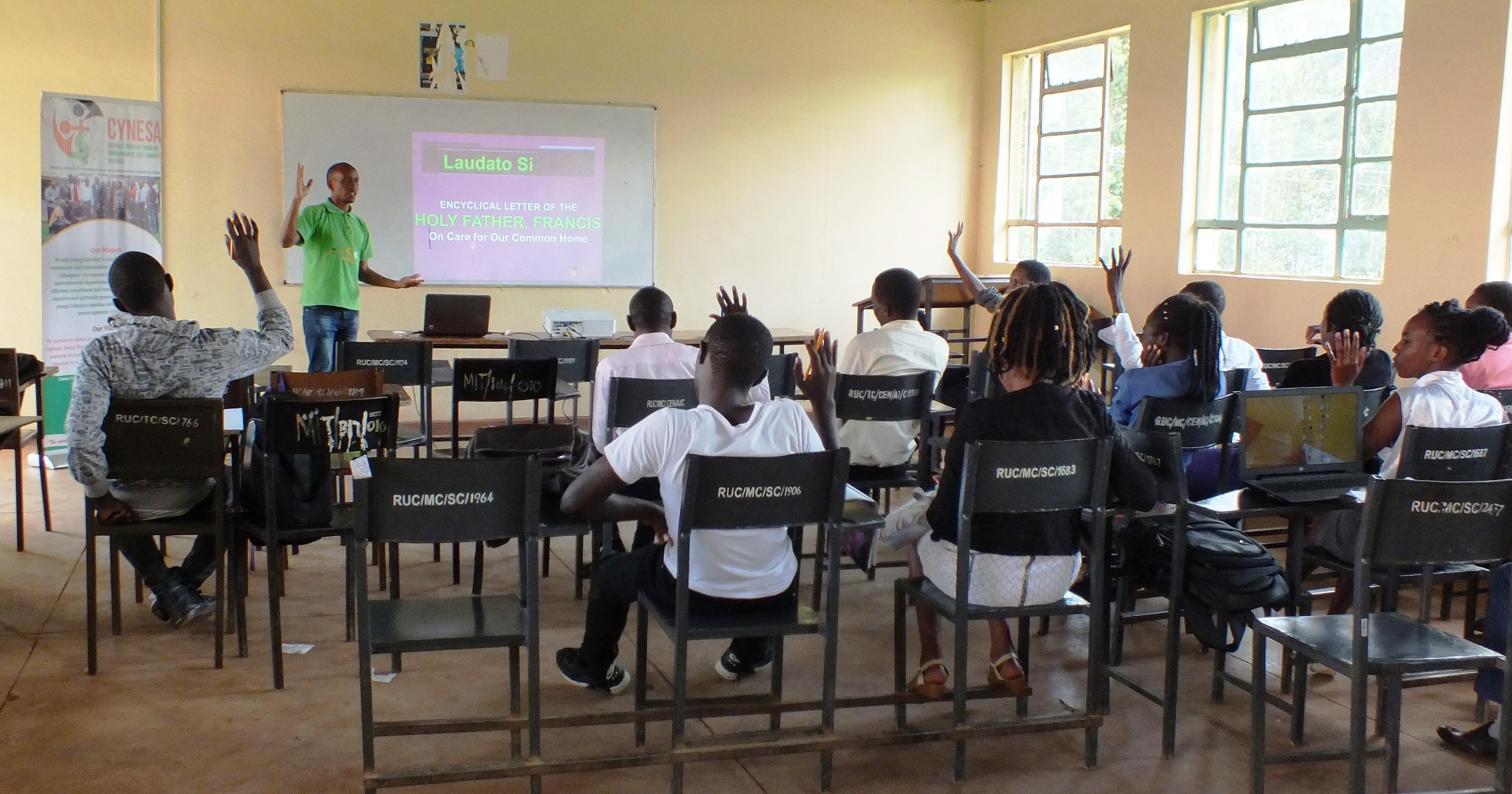 CYNESA-Laudato-Si-Workshop-at-Rongo-University